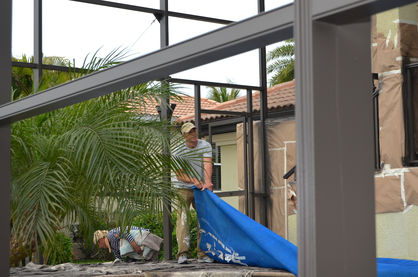 Aluminum Pool Cage Painters Clearwater Amp St Pete